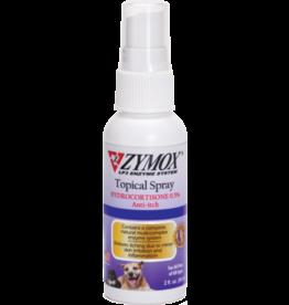 Zymox Zymox Topical Spray with .5% Hydrocortisone for Dogs & Cats 2oz