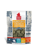 Plato Plato Hundur's Crunch Fish Jerky Mini's Dog Treats 10oz