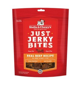 Stella & Chewy's Stella & Chewy's Just Jerky Bites Beef Recipe Dog Treats 6oz