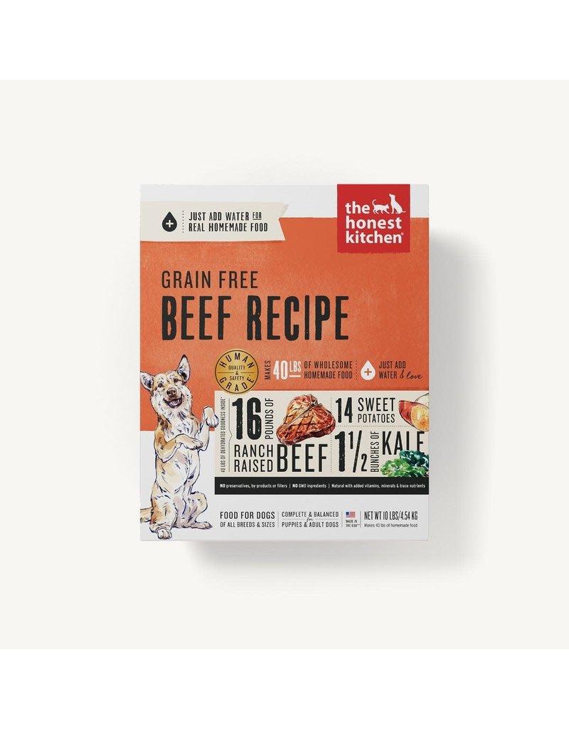 The Honest Kitchen Honest Kitchen Grain Free Beef 10lb