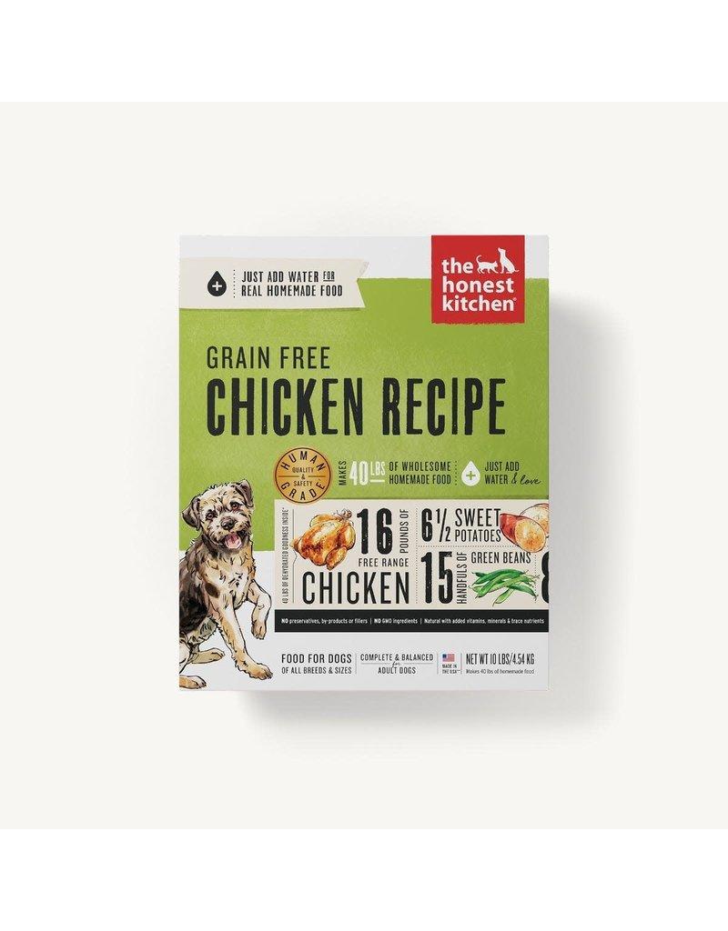 The Honest Kitchen Honest Kitchen Grain Free Chicken 10lb