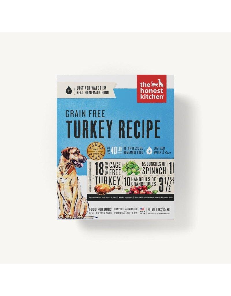The Honest Kitchen Honest Kitchen Grain Free Turkey 10lb