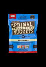 Primal Pet Foods Primal Freeze Dried Nuggets Duck Formula Dog Food 14oz
