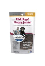Ark Naturals Gray Muzzle Old Dog! Happy Joints! Dog Treats 3.17oz 90 count