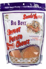 Sam's Yams Sam's Yams Big Boyz Sweet Potato Dog Chewz 15oz