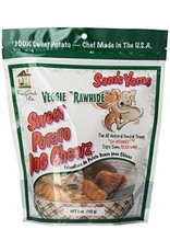 Sam's Yams Sam's Yams Veggie Rawhide Sweet Potato Dog Chew 5oz