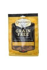 Darford Oven-Baked Grain Free Peanut Butter Recipe Dog Treats 12oz