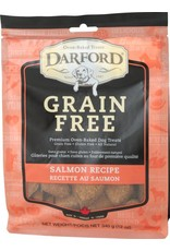 Darford Oven-Baked Grain Free Salmon Recipe Dog Treats 12oz