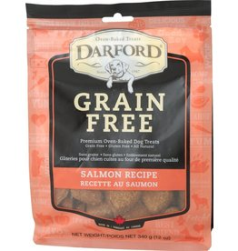 Darford Oven-Baked Grain Free Salmon Recipe Dog Treats 12oz