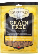 Darford Oven-Baked Grain Free Cheddar Recipe Dog Treats 12oz