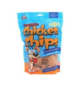 Doggie Chicken Chips Grain-Free Dog Treat 4oz