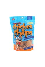 Doggie Chicken Chips Grain-Free Dog Treat 8oz
