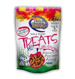 NutriSource Super Premium Pet Foods NutriSource Soft & Tender Salmon Dog Treats 6oz