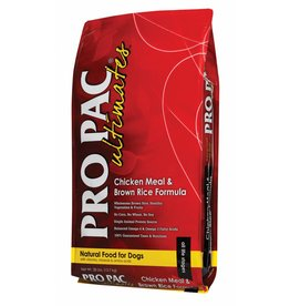 Propac Ultimates Propac Chicken and Brown Rice Dry Dog Food