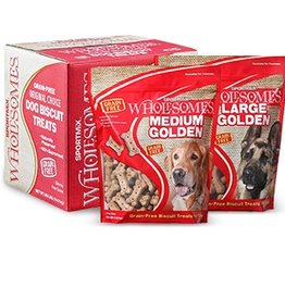Sportmix Sportmix Wholesomes Large Golden Dog Treats 4lb