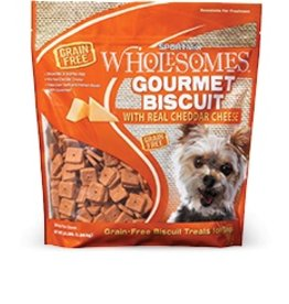 Sportmix Sportmix Wholesomes Gourmet Biscuit with Cheddar Cheese Dog Treats 3lb