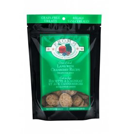 Fromm Family Foods Fromm Four Star Oven-Baked Lamb and Cranberry Recipe Dog Treats 8oz