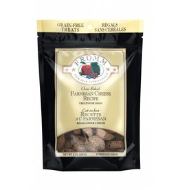 Fromm Fromm Four Star Oven-Baked Parmesan Cheese Recipe Dog Treats 8oz