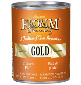 Fromm Family Foods Fromm Chicken Pate Canned Dog Food 12.2oz