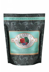 Fromm Fromm Four Star Grain Free Salmon Tunachovy Dry Cat Food 2lb