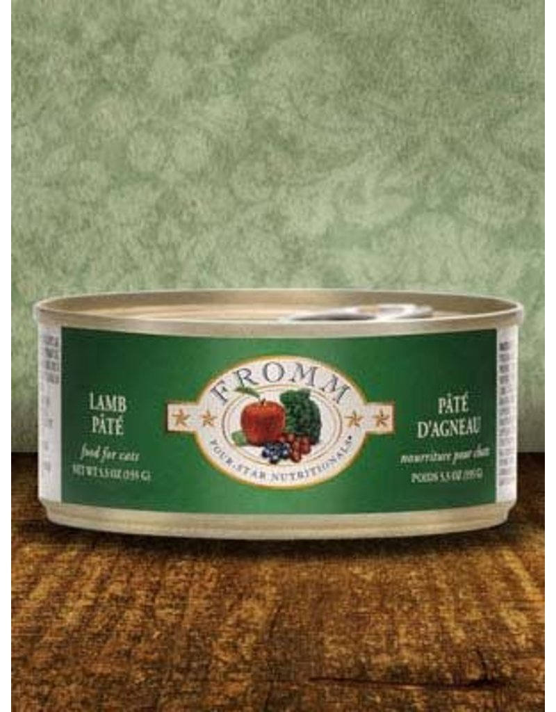 Fromm Fromm Lamb Pate Canned Cat Food 5.5oz