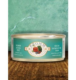 Fromm Fromm Grain Free Salmon & Tuna Pate Canned Cat Food 5.5oz