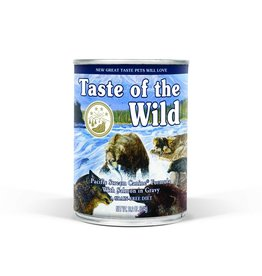 Taste of the Wild Taste of the Wild Grain-Free Canned Dog Food 13.2oz Pacific Stream