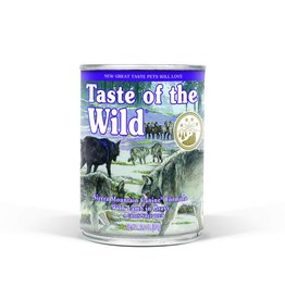 Taste of the Wild Taste of the Wild Grain-Free Canned Dog Food 13.2oz Sierra Mountain
