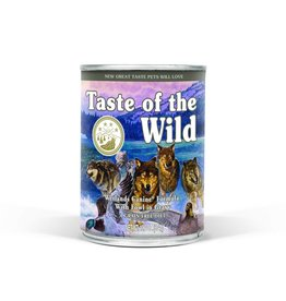 Taste of the Wild Taste of the Wild Grain-Free Canned Dog Food 13.2oz Wetlands