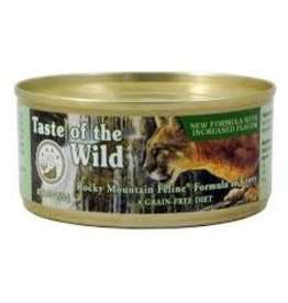Taste of the Wild Taste of the Wild Rocky Mountain Grain-Free Canned Cat Food 5.5oz