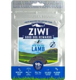 ZiwiPeak ZiwiPeak Good Dog Rewards Air-Dried Lamb Treats 3oz