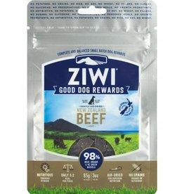 ZiwiPeak Ziwi Peak Good Dog Rewards Air-Dried Beef Treats 3oz