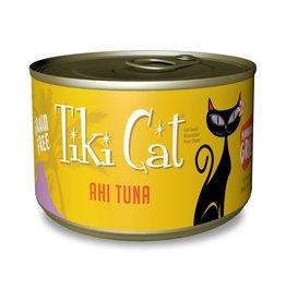 Tiki Pets Tiki Cat Hawaiian Grill Ahi Tuna Canned Cat Food 6oz