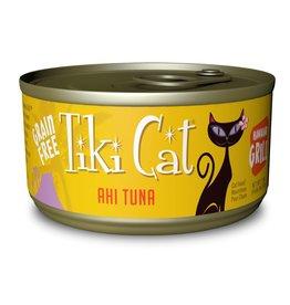 Tiki Pets Tiki Cat Hawaiian Grill Ahi Tuna Canned Cat Food 2.8oz