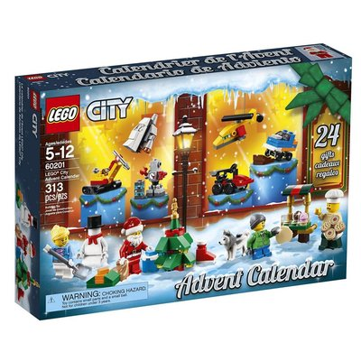 Lego Lego Advent Calendar City 2018