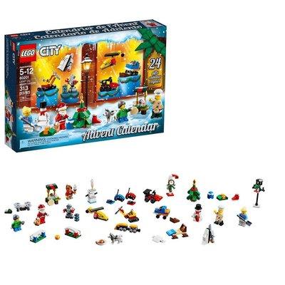 Lego Lego Advent Calendar City 2018