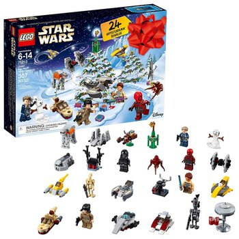 Lego Advent Calendar Star Wars 75213