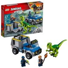 Lego Lego Junior Jurassic World Raptor Rescue