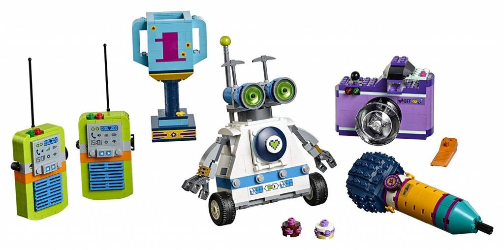 Lego Friends Friendship Box Minds Alive Toys Crafts Books