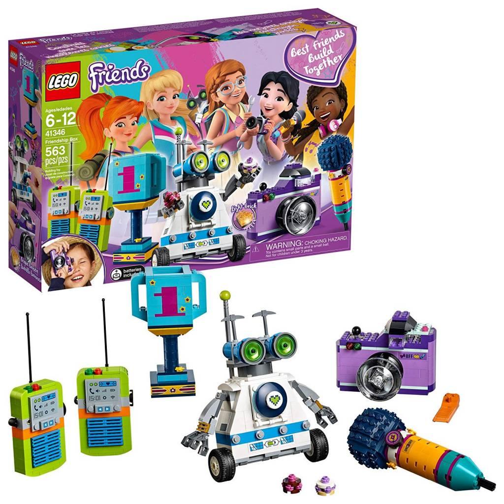 Lego Friends Friendship Box Minds