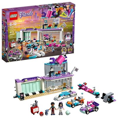 Lego Lego Friends Creative Tuning Shop