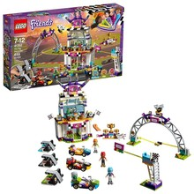 Lego Lego Friends The Big Race Day