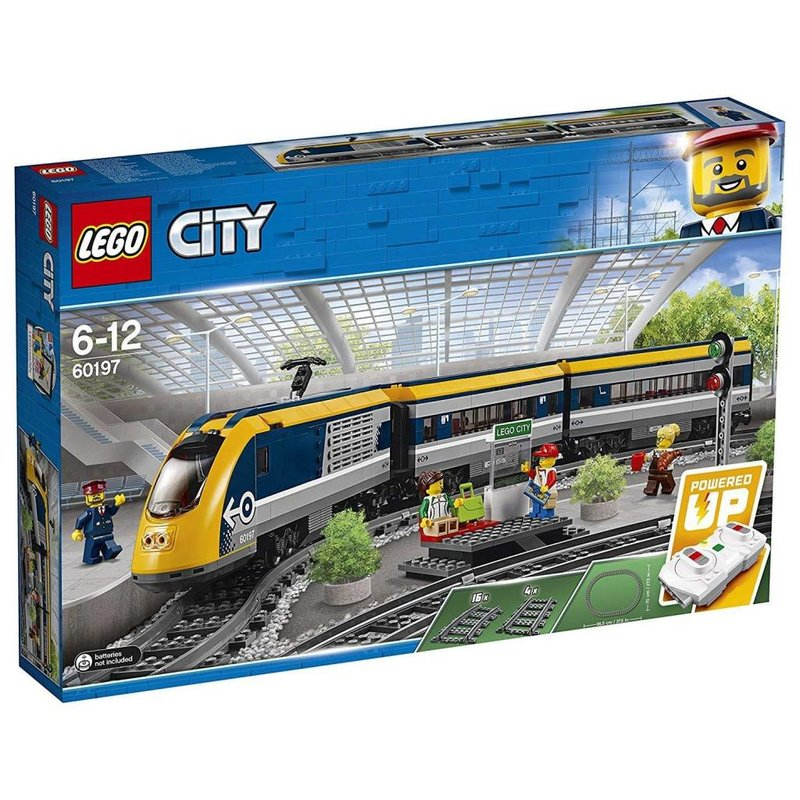 Lego Lego City Passenger Train