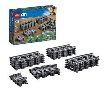 Lego City Train Tracks