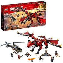 Lego Lego Ninjago Firstbourne