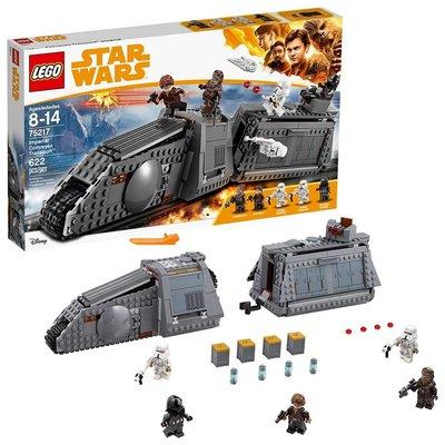 Lego Lego Star Wars Imperial Conveyex Transport