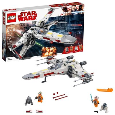 Lego Lego Star Wars X-Wing Starfighter