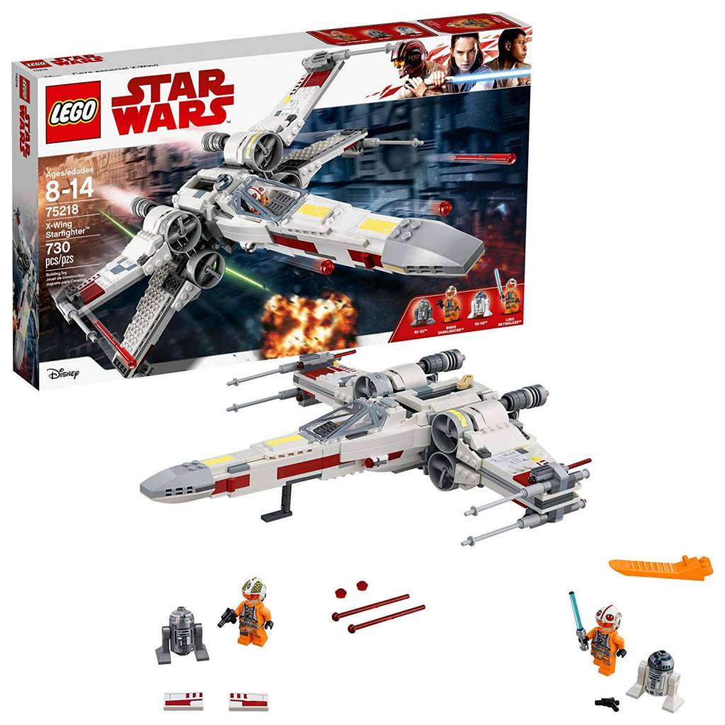 Lego Star Wars X Wing Starfighter 75218 Brand New: Lego Star Wars X-Wing Starfighter