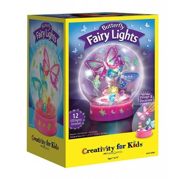 Creativity for Kids Butterfly Fairy Lights