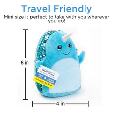 Creativity for Kids Mini Sequin Pets Norbert the Narwhal